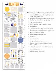 Interactive Growth Chart Cowboy Style Interactive Growth Chart