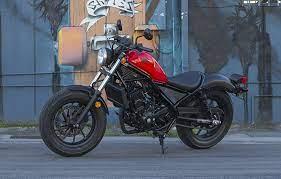 2017 honda rebel 300 cruiser motorcycle