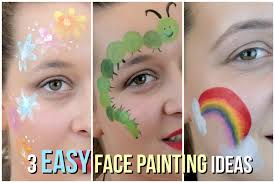 10 fabulous easy face painting ideas for kids cheeks 3 easy face painting ideas that your
