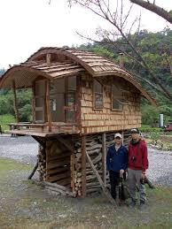 innovation inspiration 2 tiny house plans curved roof on stilts with a