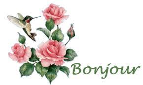 """Résultat de recherche d'images pour """"bonjour rose"""""""