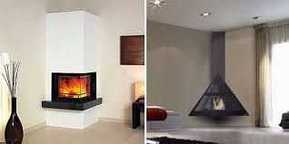Eco friendly products. Corner fireplaces ...