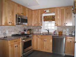 brick backsplash ideas. White Kitchen Cabinets With Brick Backsplash Sky Blue Glass Subway Tile Dark Loversiq Frightening Photo Ideas