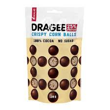 Драже `CHIKALAB` <b>Шарики кукурузные</b> в <b>шоколаде</b> 120 г купить в ...