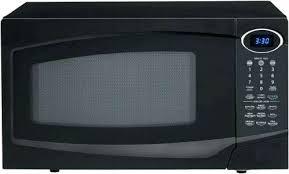 microwave oven watts sharp black sensor carousel ge 1100 watt 14 cu ft countertop white