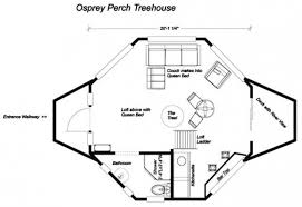 tree house floor plans. Modren Plans Treehouse Floor Plans Floorplan Th Lg Enchanting Osprey At The  And Tree House E