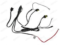 hid conversion kit bi xenon relay wiring harness for h4 h13 9004 bi xenon hid conversion kit relay harness