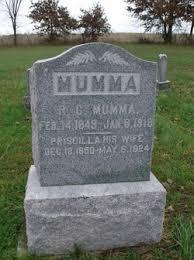 Priscilla Bowen Mumma (1850-1924) - Find A Grave Memorial