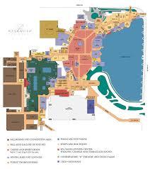 Bellagio Las Vegas Rooms Maps O Theater Seating Chart