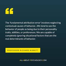 Html Quote Custom Allaboutpsychologyrichardnisbett Quote About The