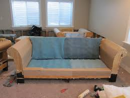 reupholstering a couch extraordinary do it yourself divas diy strip fabric from a couch and reupholster