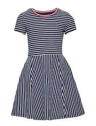 Tommy Hilfiger Skirt Size Chart Stripe Knit Skater D