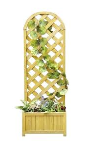 wooden planters with trellis wooden straight lattice planter trellis 1 wooden planter with trellis nz