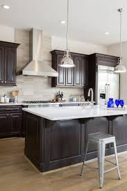Expresso Kitchen Cabinets 25 Best Ideas About Espresso Kitchen Cabinets On Pinterest
