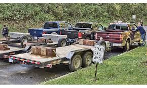 Pickup truck towing standard isn't standard
