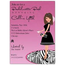 bachelorette party invite happy bride bachelorette party invitations paperstyle