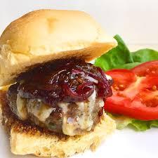 Best Rosemary Garlic Burgers with Gruyere Recipe-How to Make ...