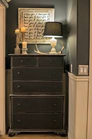 black painted furniture ideas. hereu0027s an easy fix for those raw sanded down edges and corners that can ruin your furniture finish after youu0027ve applied last coat of paint black painted ideas t
