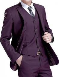 Pin by Anthony Torrez on Handmade cognac patina   Purple suits, Mens  fashion suits, Wedding suits men