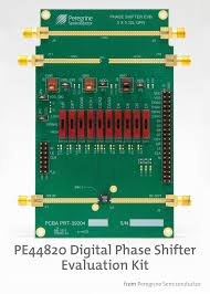 Rf Phase Shifter Design Peregrine Semiconductor Introduces Rf Digital Phase Shifter