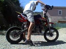 pit bike 125 youtube