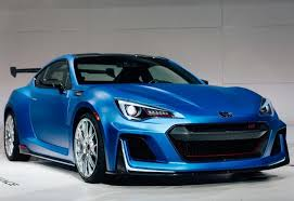2019 Subaru Brz Sti Turbo First Drive  E