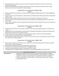 Academic Advisor Resume Example and Tips - ZipJob