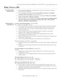 New Grad Nursing Resume Best Sample Graduate Nurse Cover Letter Sample New Grad Nursing Cover