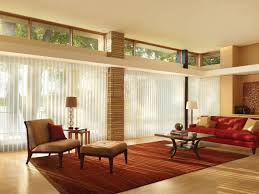 Blinds And Curtains Together Curtains White Vertical Blinds Mied With Grommet Loose Curtain