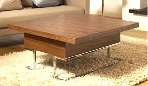 coffee table into dining table convertible coffee dining table coffee table to dining table diy