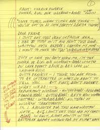 Letter Format Handwritten Ameliasdesalto Com