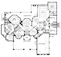 contemporary house plan first floor 047d 0212 house planore