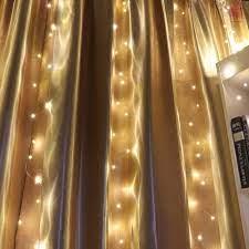 Dây Đèn Led Trang Trí Rèm Cửa 3x3-m 300 L-Eds Usb chính hãng 125,619đ