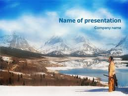 america ppt template native american powerpoint template backgrounds 01648