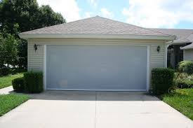 roll up garage door screenElectric Roll Up Garage Screens  Micheles HideAway Screens