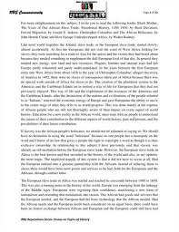 how to write an essay on the african slave trade wp riopretoweb  how to write an essay on the african slave trade