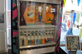 Art Vending Machine