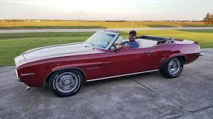 Sold on StreetRodding 1969 Chevy Camaro - by StreetRodding.com