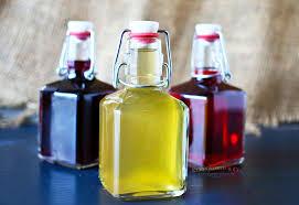 Decorative Bottles For Homemade Liqueurs