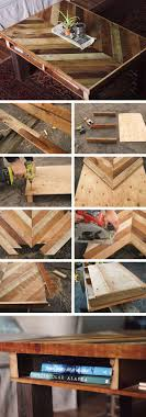 Coffee Tables Out Of Pallets 1000 Ideas About Pallet Coffee Tables On Pinterest Rustic Couch