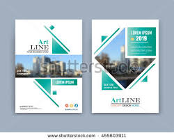 Brochure Cover Pages Magazine Cover Page Minimalistic Design Download Free Vector Art