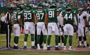 Jets Depth Chart Projecting Starting Lineup For Week 1 Vs