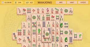 mahjong solire free game