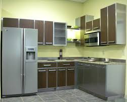 Yellow And White Kitchen Stainless Steel Kitchen Cabinets Manufacturers White Granite Sink