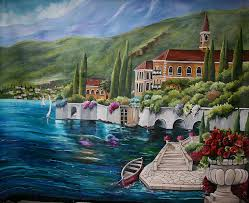 san francisco mural artist on hand painted wall murals artist with san francisco mural artist sf bay area muralist