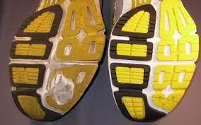 Running Shoe Wear Pattern Classy What Shoe Wear Patterns Mean About Your Gait