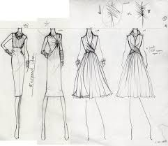 Small Picture Best 25 Dress design drawing ideas on Pinterest Dress drawing