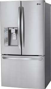 refrigerator leaking water on floor lg 28 8 cu ft french door refrigerator with thru the