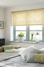 bedroom window blind