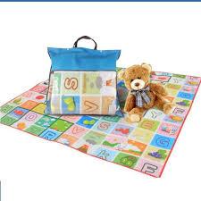 foam baby play mat floor multi pattern